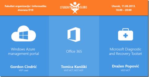 4.Student Tech Club na Fakultetu organizacije i informatike